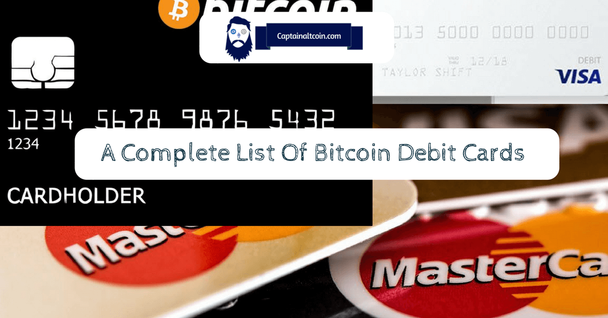A Complete List Of Bitcoin Debit Cards (2) (1)