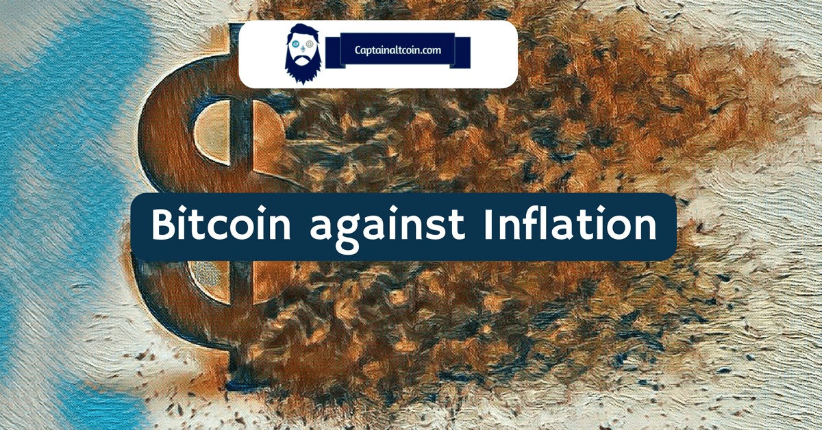 Bitcoin against Inflation