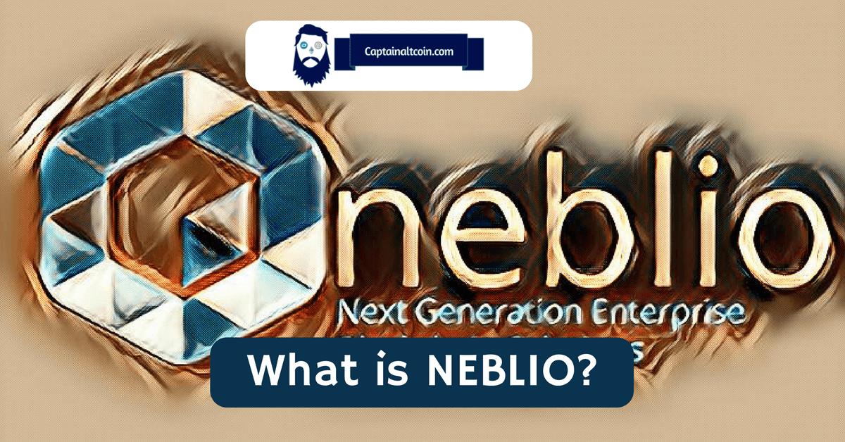 What is NEBLIO