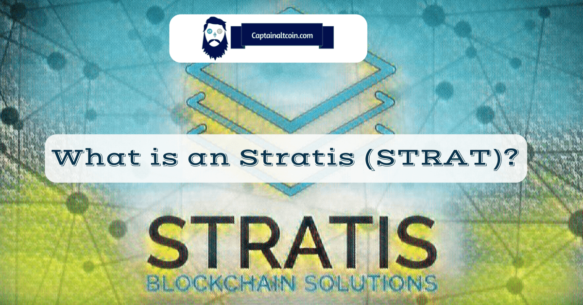 What is an Stratis (STRAT)