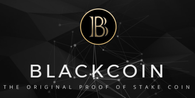BlackCoin Coin