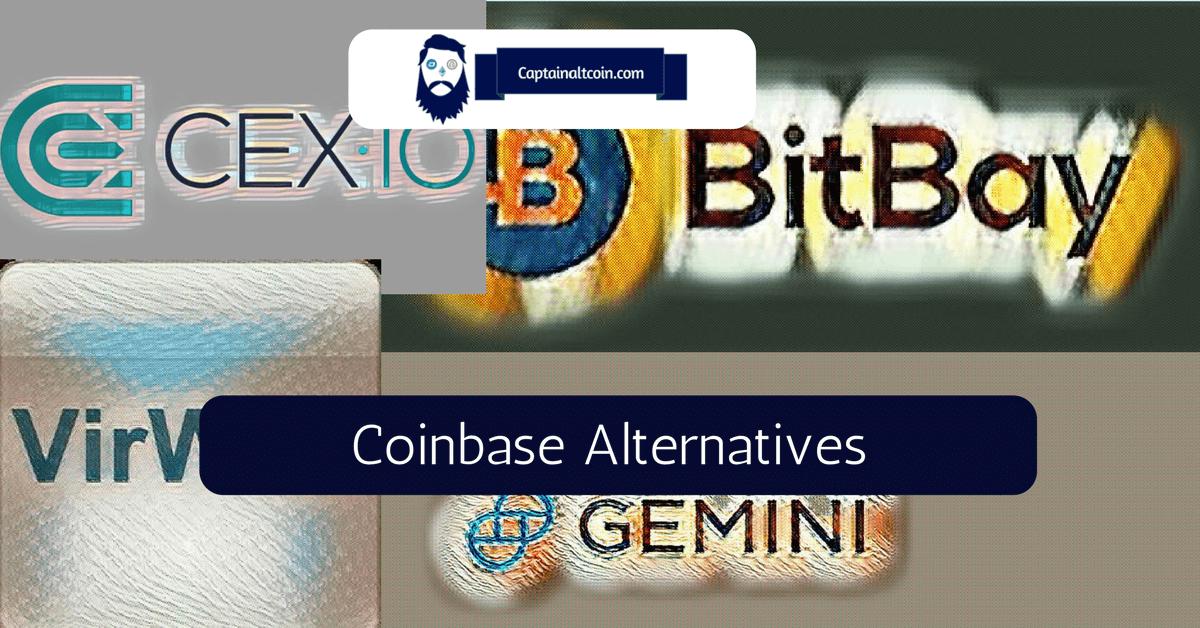 Coinbase Alternatives