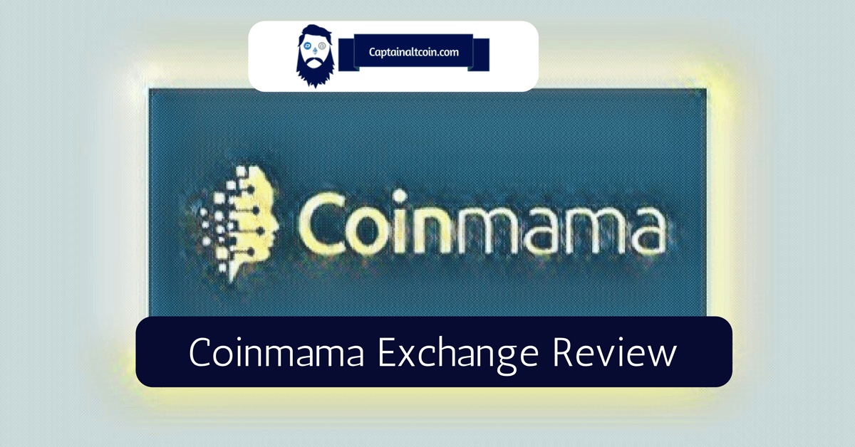 Coinmama Exchange Review