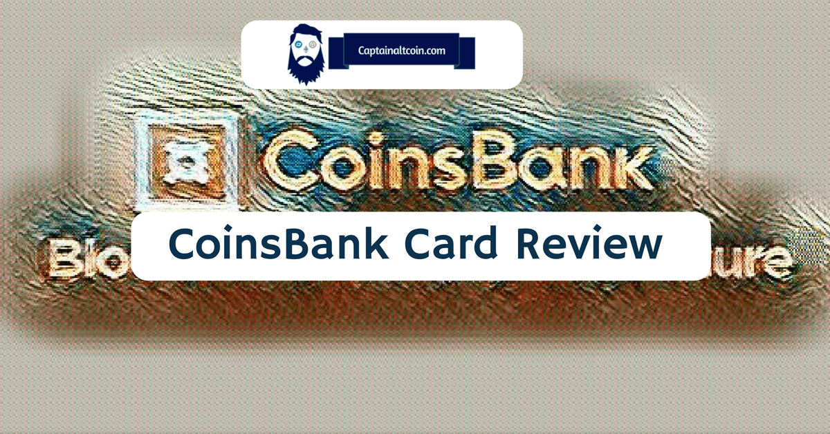 CoinsBank Card Review
