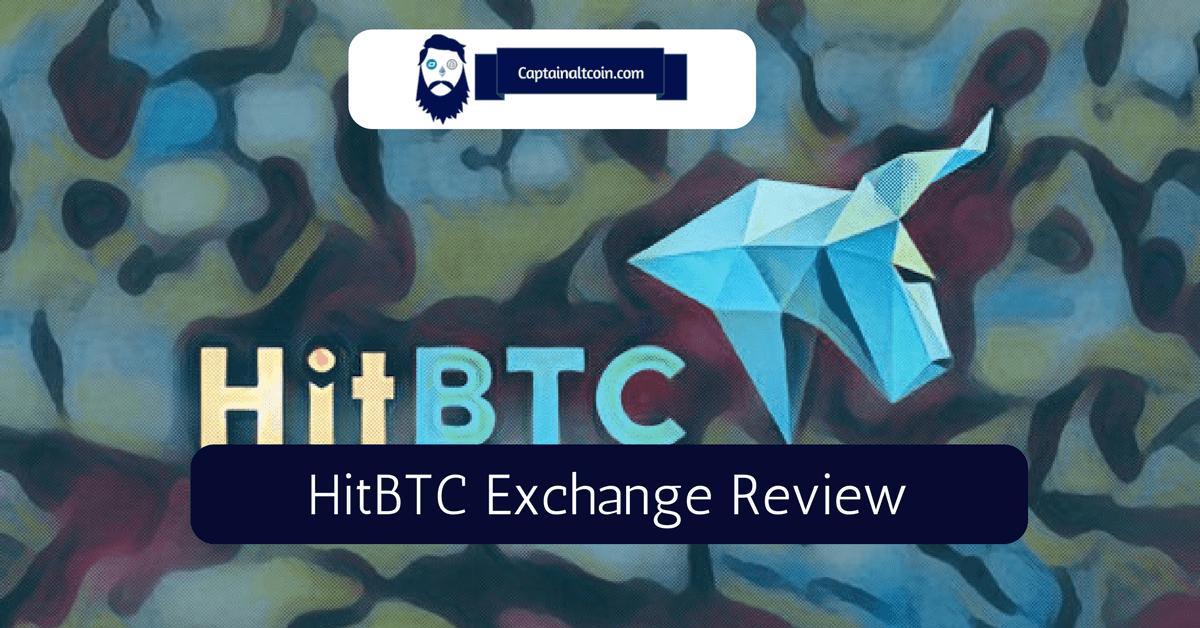 HitBTC Exchange Review