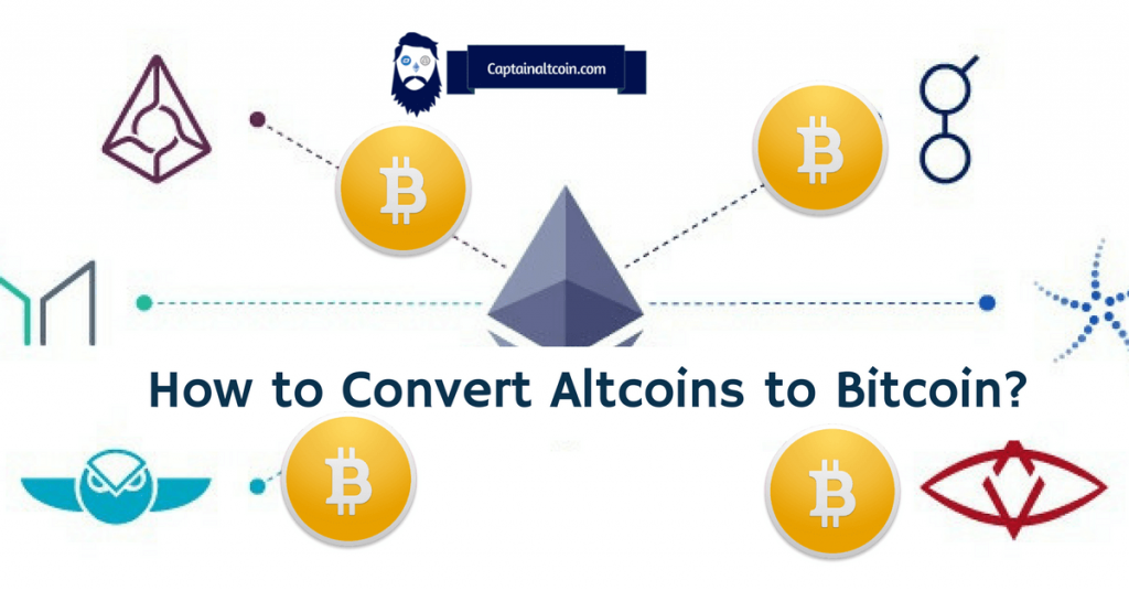 convert bitcoin to ethereum