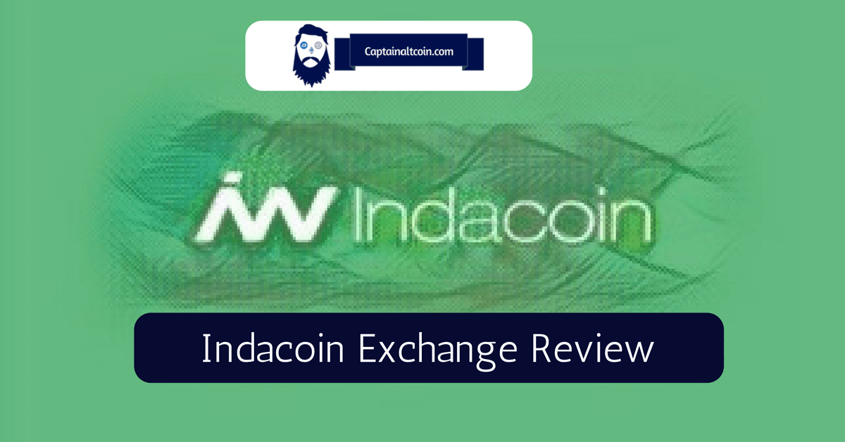 Indacoin Exchange Review