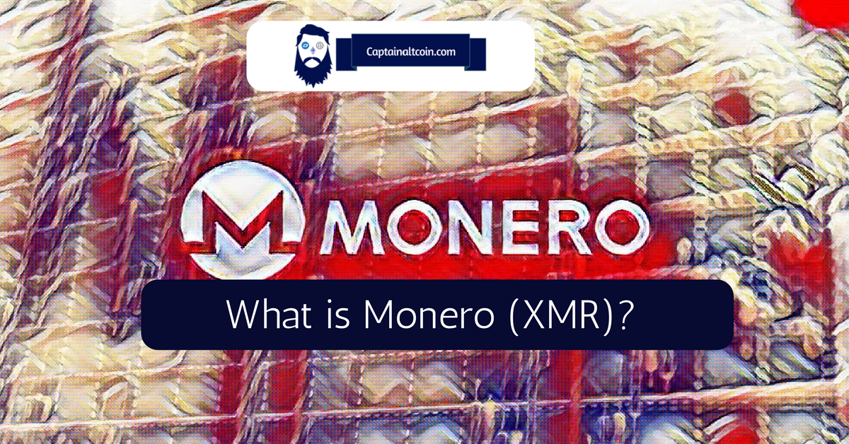 What is Monero (XMR)