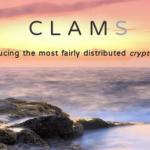 clams coin