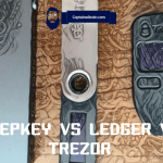 KEEPKEY VS LEDGER VS TREZOR