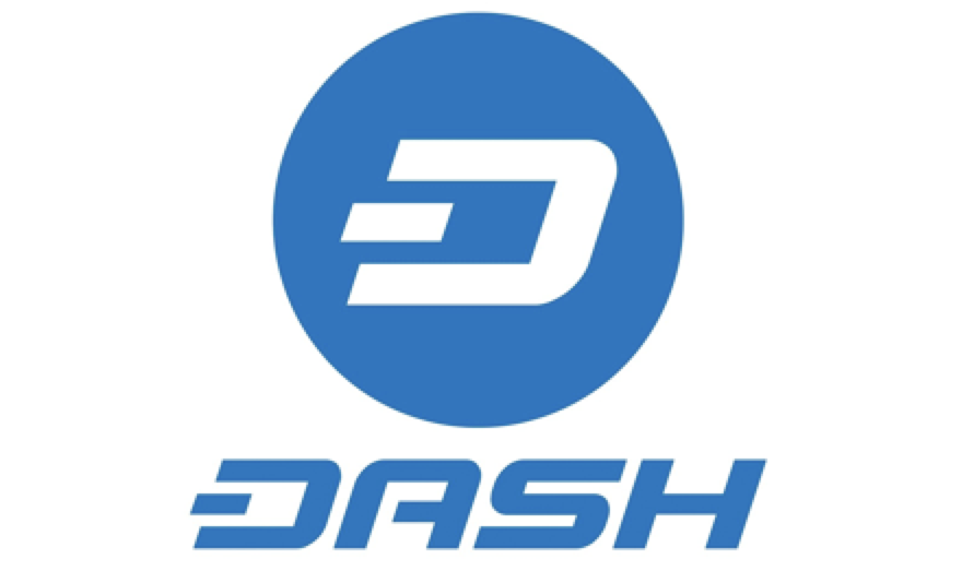 DASH coin logo