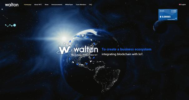 Walton Homepage