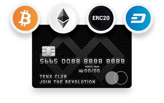 Bitcoins prepaid cards