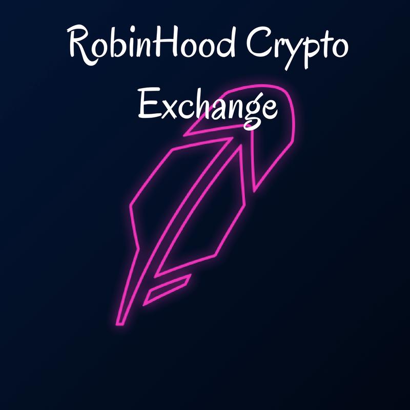 Échange de crypto RobinHood