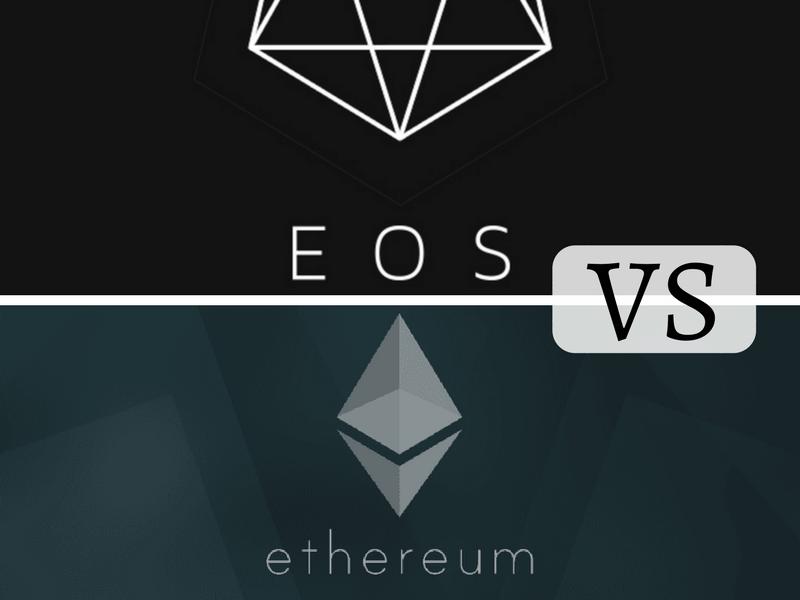 eos VS ETH