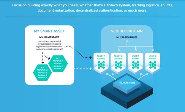 NEM Smart Asset System