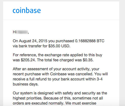 public trust in Coinbase