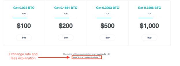 Cex.io price calculation