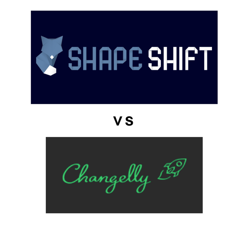 shapeshift vs changelly