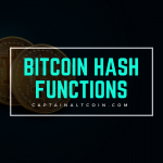 BITCOIN HASH FUNCTIONS