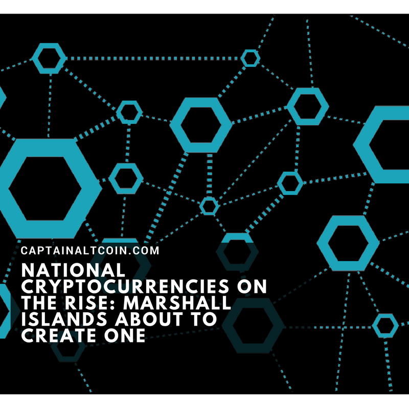 National Cryptocurrencies On the Rise_ Marshall Islands About to Create One