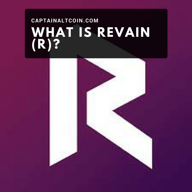 WHAT IS REVAIN (R)