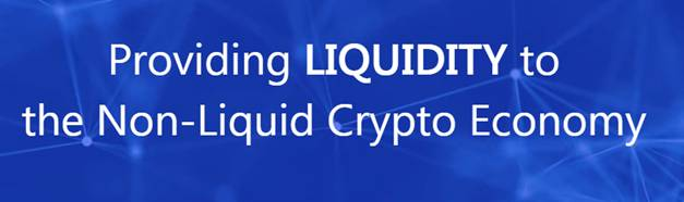 Providing Liquidity