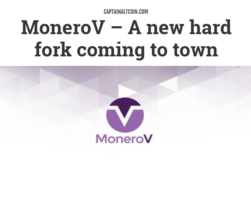 monero v featured