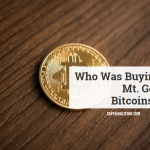 who was buying mt gox bitcoins