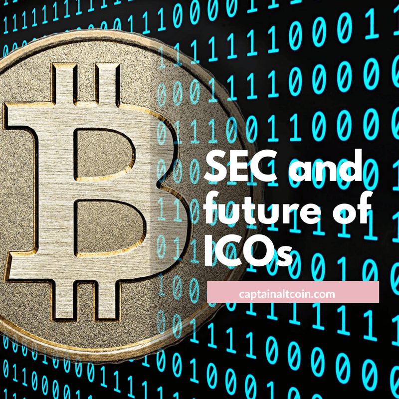 SEC and future of ICOs