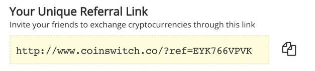 referral single link