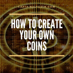 how to create your own coins