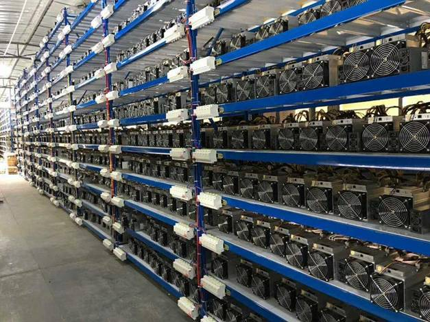 ASIC miners