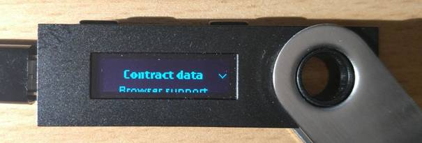 Contract Data