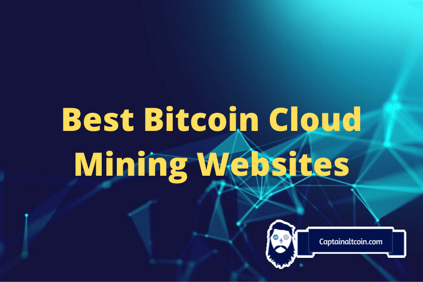 Best Bitcoin Cloud Mining Websites