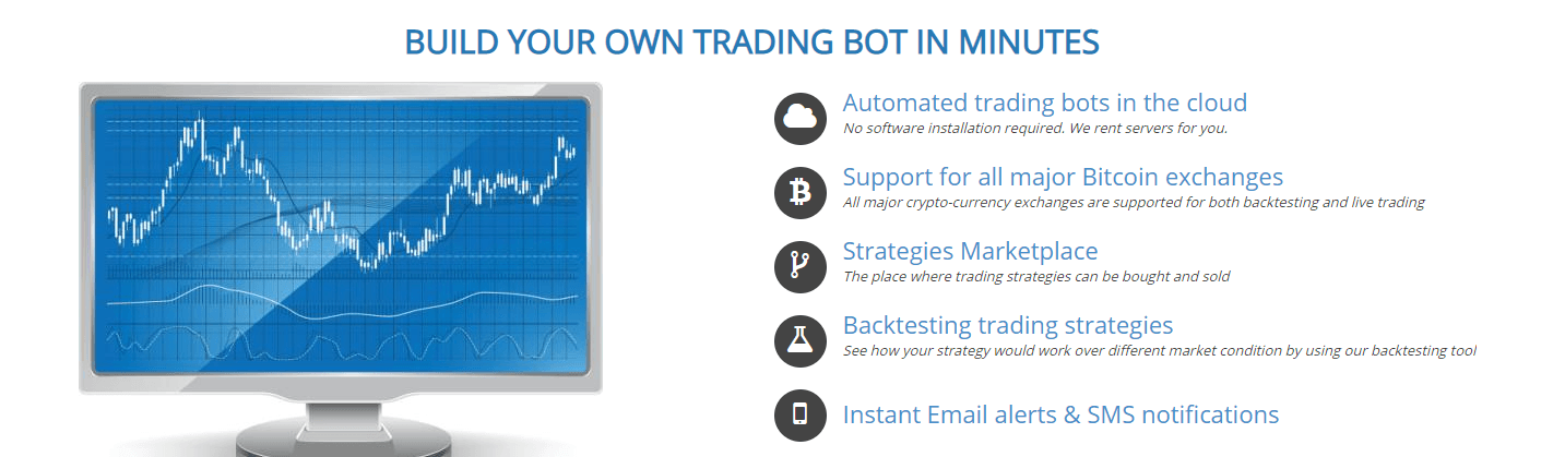 Cloud-based Automated Bitcoin Bot Trading
