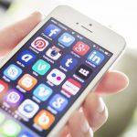 social media and crypto