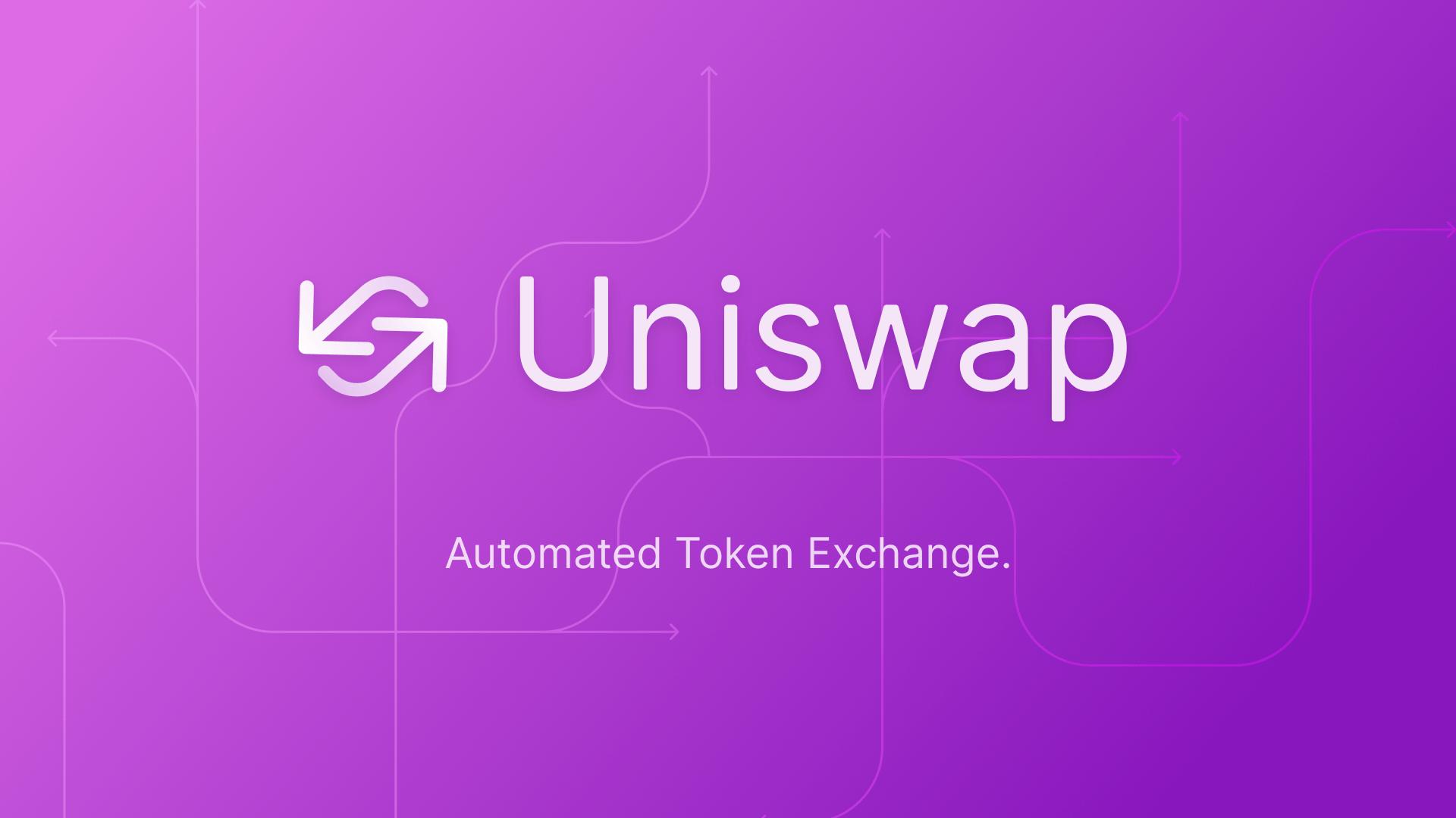 Uniswap Exchange Protocol