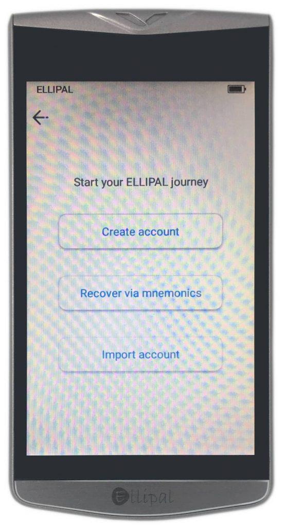 Ellipal_Wallet-create