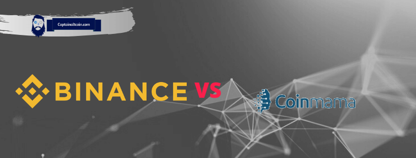 binance vs coinmama