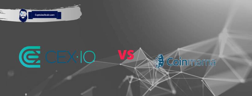 cex.io vs coinmama