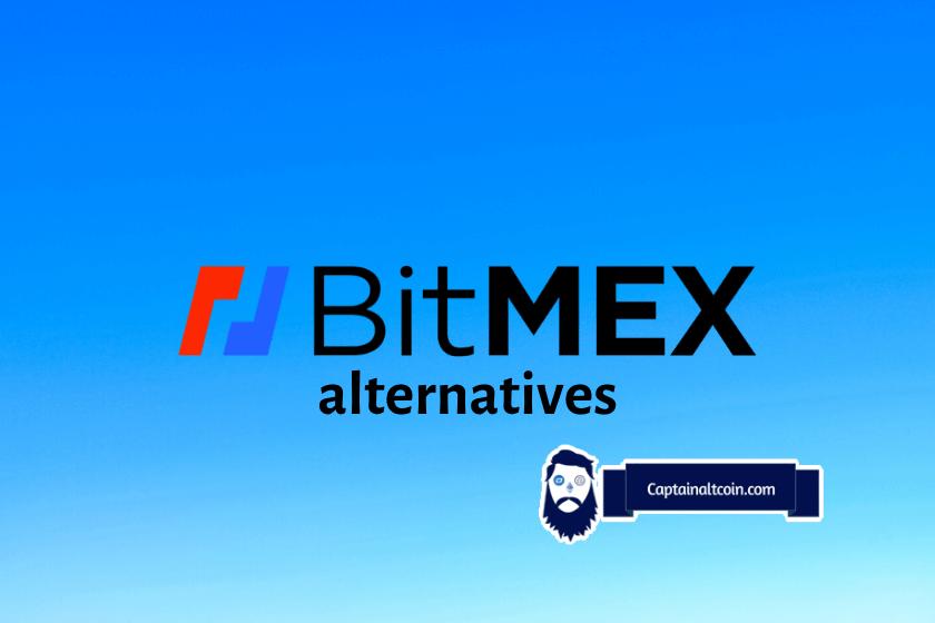 bitmex alternatives