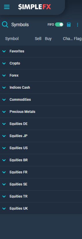 simplefx assets