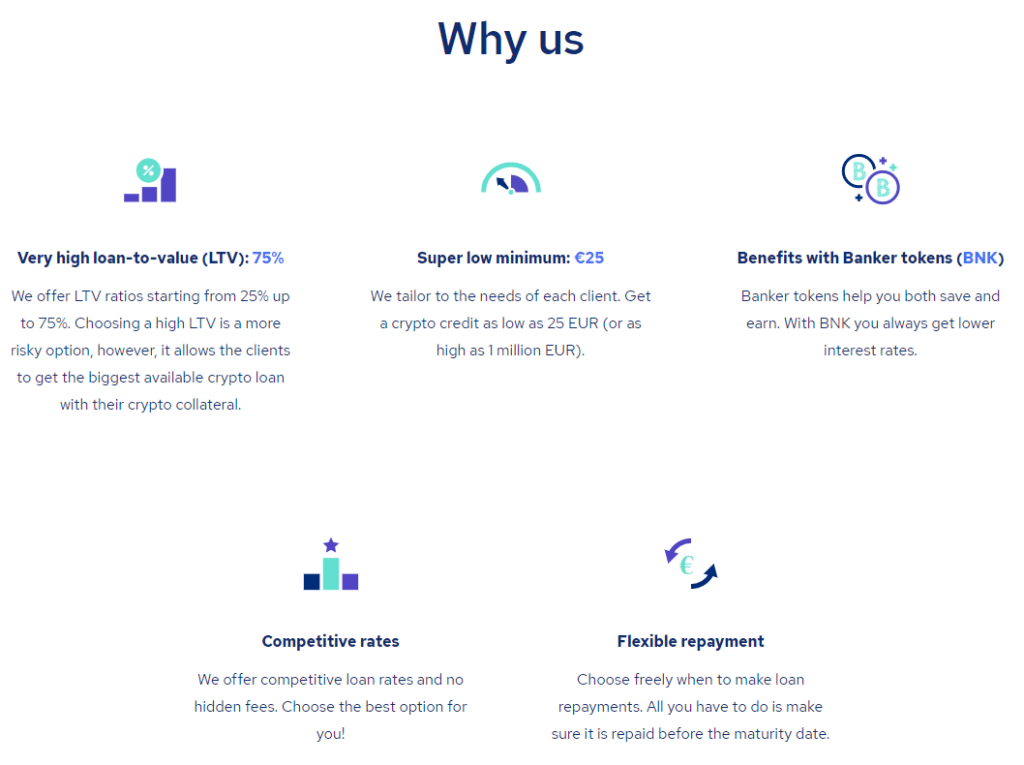 Crypto loans _ SpectroCoin