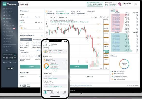 3commas Technical Trading Bots