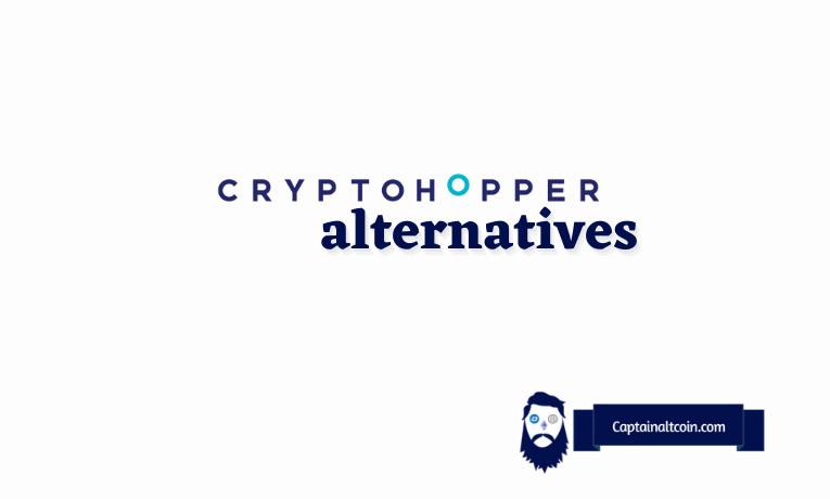 cryptohopper alternatives