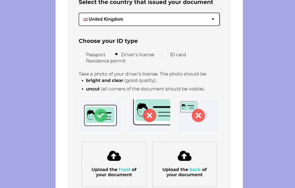 Paybis Exchange Verification