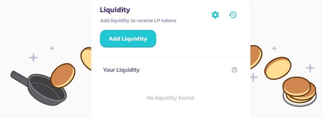 Adding Liquidity PancakeSwap