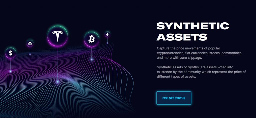 Synthetix assets