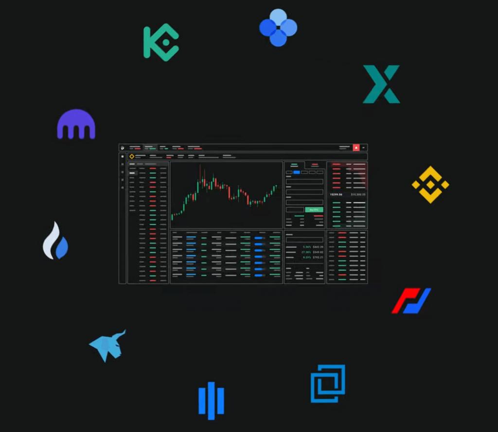 altrady crypto supports